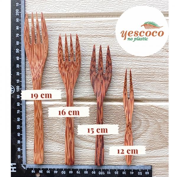 Nĩa gỗ dừa Bến Tre