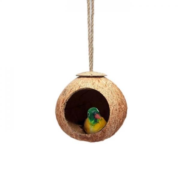 Tổ chim treo 2 cửa